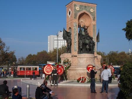 [Taksim Meydanı]